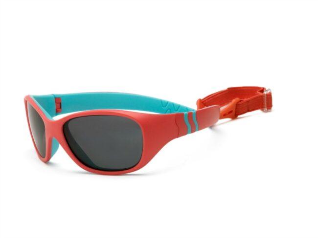 Adventure - Coral / Turquoise (4+)
