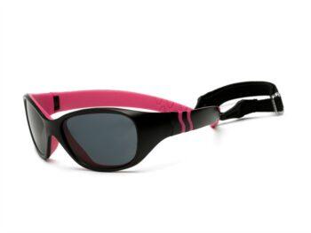 Adventure - Black / Cherry Pink (7+)