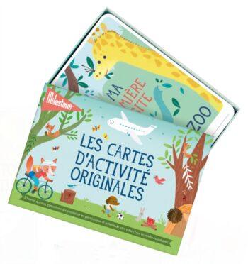 Activity Cards by MILESTONE™: Französisch - sealed (6 St.)