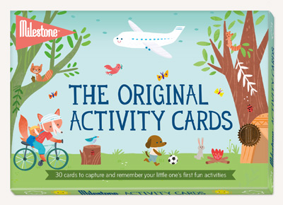 Activity Cards by MILESTONE™: Englisch - sealed (6 St.)