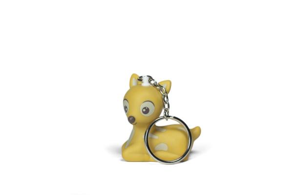 Suzi Schlüsselanhänger - Curry-Gelb