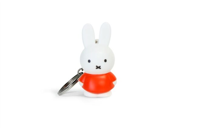 Miffy Schlüsselanhänger - Rot