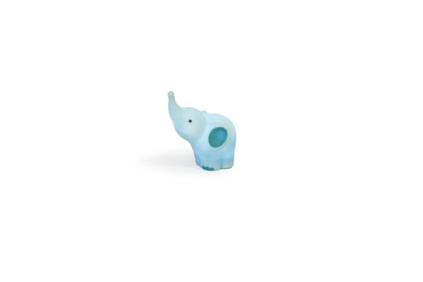 Balthazar Elefanten mini LED Nachtlicht - Mint-Grün